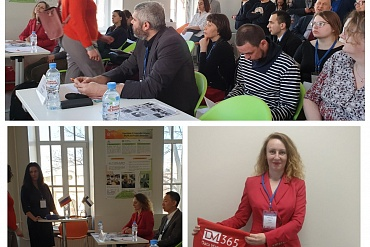 "Data Management 365 takes part in VIII All-Russia Scientific Conference of Students and Postgraduates with International Participants ""YOUNG PHARMACY - POTENTIAL OF THE FUTURE""!"